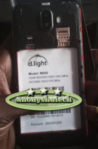 D.LIGHT M200 OFFICIAL FIRMWARE FLASH FILE TESTED 100%