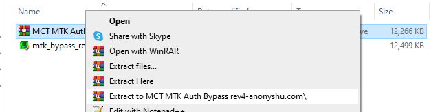 MTK Bypass Tool Rev4 by